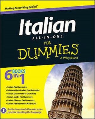 Italian All-in-One For Dummies  PDF Read on PC/SmartPhone/Ta