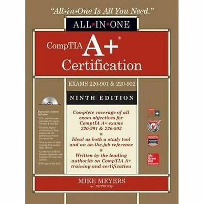 PDF (E book)  CompTIA A+ Certification All-in-One Exam Guide, 9th Edition