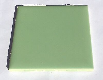 Jade 4x4 Vintage Ceramic Tile 'Mosaic' -1Sq Ft- Salvaged