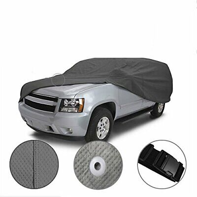 Car Cover For 1978-1996 Ford Bronco 1990 1994 1993 1979 1992 1980 1981 Y441ZJ