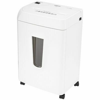 J.Burrows Micro Cut Shredder White S333