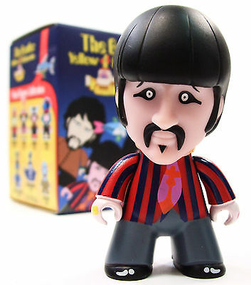 "Titans THE BEATLES YELLOW SUBMARINE Mini Series RINGO STARR 3"" Vinyl Figure"