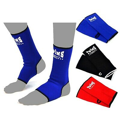 Ankle Guard Protector Support Foot Brace TWINS Kick Boxing MMA Muay Thai
