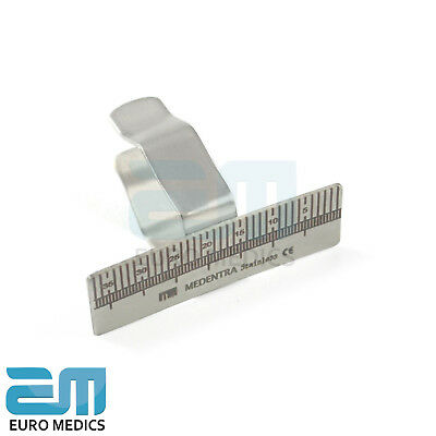 Endo Gauge Finger Ruler 35mm Useful Span Measure Endodontic Instruments Tools CE