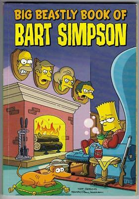 Big Beastly Book Of Bart Simpson - Large Digest
