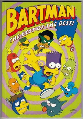 Bartman - The Best of the Best - Large Digest