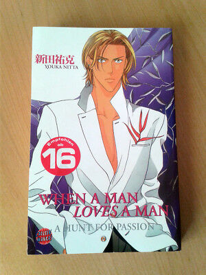 When A Man Loves A Man, Band 1, von Youka Nitta (gay, schwul, yaoi, shonen ai)