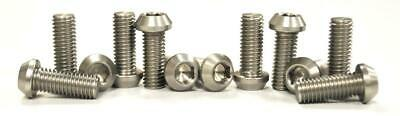 Screws Kawasaki ZX10R C1-C2 04-05 Stainless Front Disc Rotor Mount Bolts