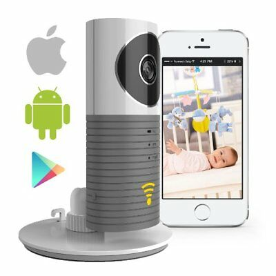 Video Baby Monitor Camera Compatible With iPhone & Android. Wifi 2 way Speaker G