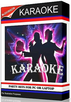 Hits For Pc Karaoke Party  Or Laptop Over 100's Of .songs Download