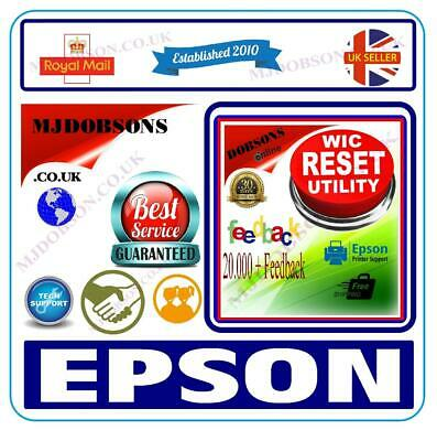 Epson  Xp-600 605-750-800-850  Waste Ink Pads Reset Download Item