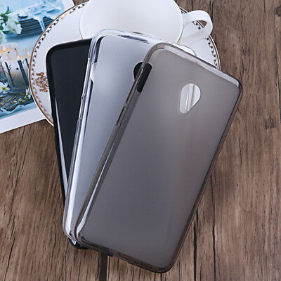 "Soft Silicone Gel TPU Protector Back Case Cover Skin For 5"" Alcatel U5 HD 5047D"