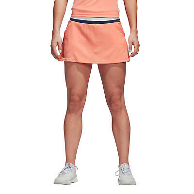 Adidas Women Tennis Club Skirt Training Skort Climalite Performance CE1487
