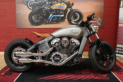 2016 Indian Scout 1200 Msr Bobber, Custom Build, Made To Order From £12,000