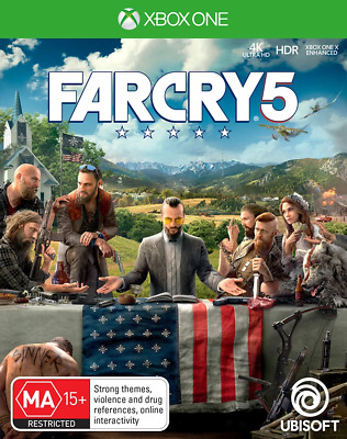 Far Cry 5 Xbox One Game NEW