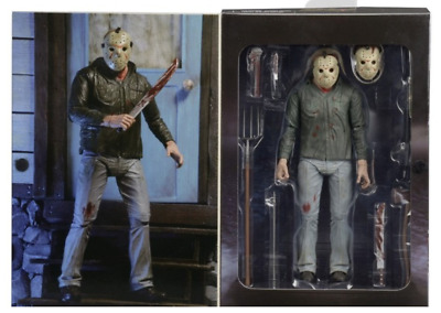 Friday the 13th Part 3 3D Jason Voorhees Action Figure Collectable Model Toy