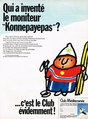 Buy Cheap P Collectibles Publicité Advertising 1970 Club Hotel