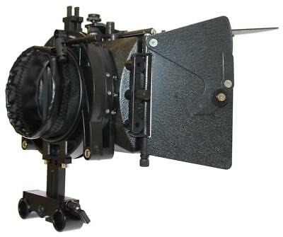 Cavision 3x3 Matte Box Package with Flags and 15mm Front Bracket for DSLR