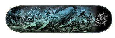 "Creature - Black Abyss Reyes 8.25"" Skateboard Deck"