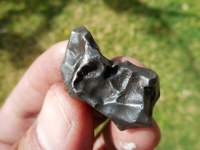 Top Quality 17.9 gram SIKHOTE ALIN IRON meteorite - 1947 fall in RUSSIA