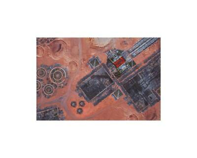 6'x4'G-Mat: Forges of Mars - Limited Edition