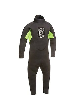 Kids Wetsuit Full Suit for Infant Toddler and Baby Small