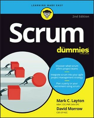 Scrum For Dummies  PDF Read on PC/SmartPhone/Tablet