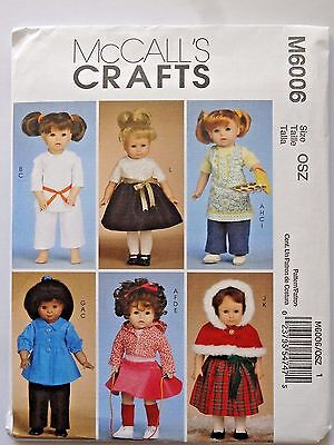 MCCALL\'S Sewing Pattern 6006 18\