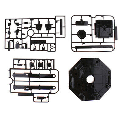 Plastic Action Base Stand Display Support Rack for 1/100 MG Gundam Figure