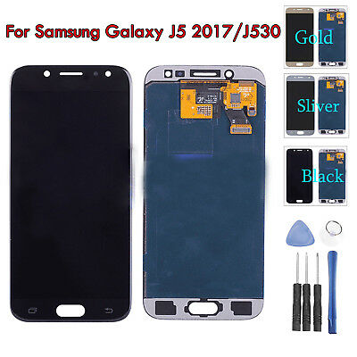 For Samsung Galaxy J5 2017 J530 SM-J530F LCD Display Screen Touch Digitizer OLED