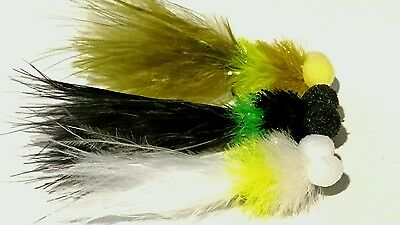 9 Must have Winter Rutland FARMOOR Boobys- Trout Flies by Iain Barr Fly Fishing