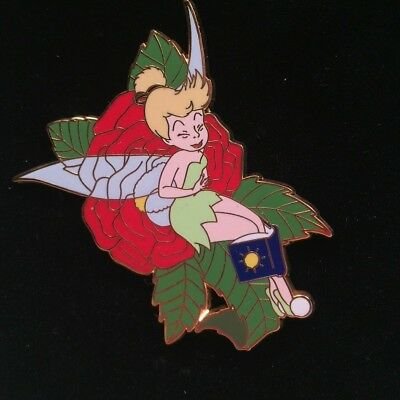 Lazy Days of Summer Series Tinker Bell Pin - Limited Edition 250