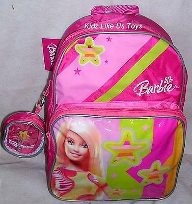 ~ Barbie - BACKPACK with BONUS COIN BAG