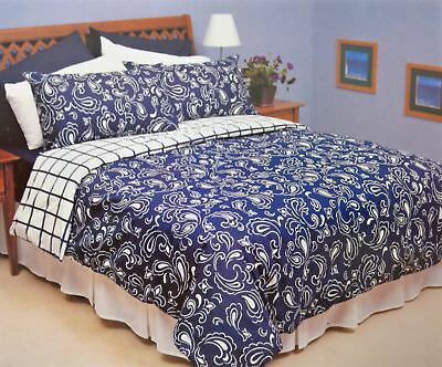 ~ Carmelle - Queen Bed Doona / Quilt Cover Set