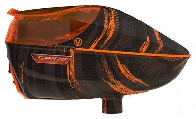 Hopper Virtue Spire 200 Graphic Series schwarz / orange