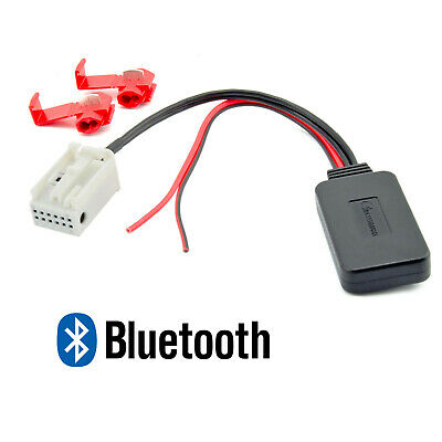 BLUETOOTH AUX ADAPTER MERCEDES Comand NTG 2 Navi Radio MP3 Audio 20 50 APS