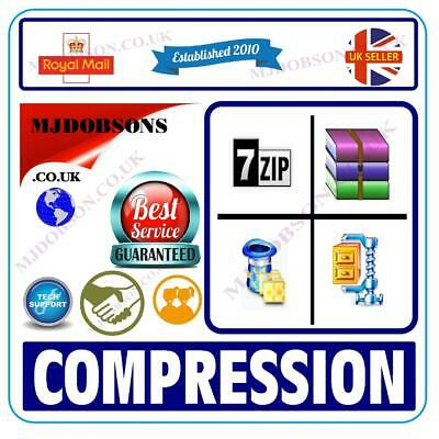 COMPRESSION ZIP WINDOWS File Compression Software Suite Instant