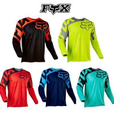 Fox 180 Race Jersey Men's Motocross/MX/ATV/BMX/MTB Dirt Bike Adult 2018
