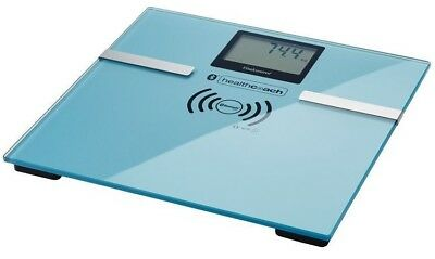 Sanitas Fitness Bluetooth Personal Scale with Measurement Watch SBF70