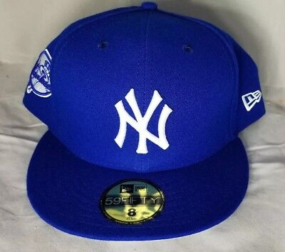 finest selection ed601 1c82b ... coupon new york yankees new era mlb c dub patch 59fifty cap ba7c0 ea994