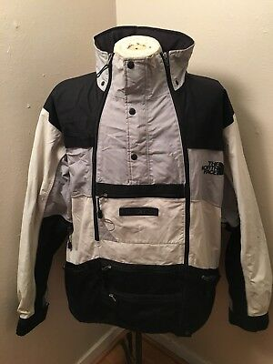 3cd8260f5 VINTAGE THE NORTH Face Steep Tech Scot Schmidt 3XL Mens Jacket Coat Color  Block