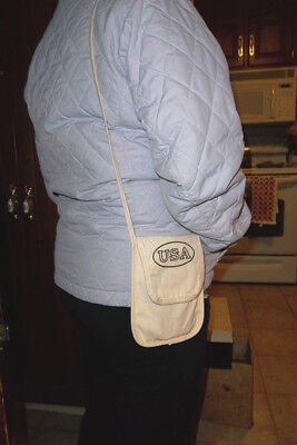 In Case Of A Fall Emergency Use Carryall Cell Phone Accessory Haversack plus!