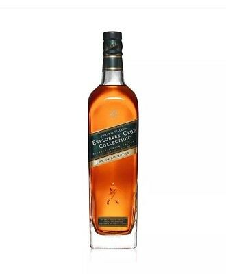 Johnny Walker Explorer Club Collection  200ml The Gold Route travel retail Dufry