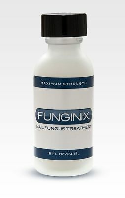 Funginix SINGLE BOTTLE Natural Nail Fungus Treatment - Safe, Effective, and