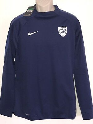 511a3c5c70f3 US USWNT Soccer Nike Storm-Fit Women s XL Team Issue Packable Jacket  120