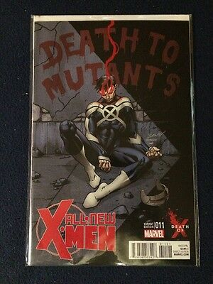 All-New X-Men # 11 Death of X Variant Marvel Comics NM 2016