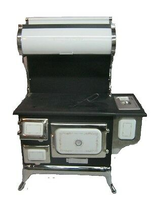 Wood cook stove with oven - Beautiful Great buy !!