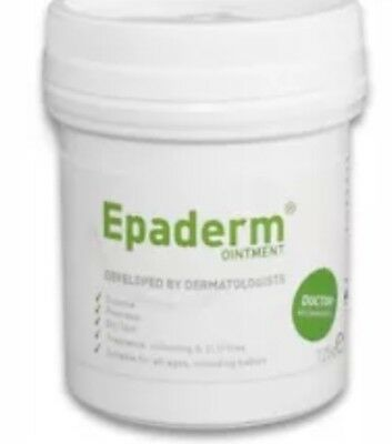 Epaderm Ointment for Dry Skin,Eczema & Psoriasis 125g