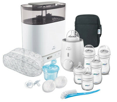 Avent Natural Bottle Solutions