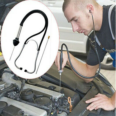 Auto Mechanics Stethoscope Car Engine Block Diagnostic Automotive Hearing Tool Z